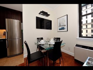 New York - Deluxe Vacation Rental - 4 Guests - 1 Bedroom