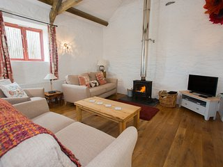 Boia, 5* luxury stone barn conversion ,St.Davids