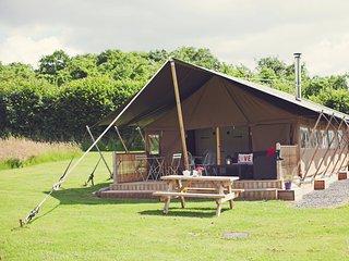 43456 Log Cabin in Abergavenny