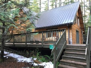 CR100jCityofGlacier - Mt. Baker Rim Cabin #8 - Your Mt. Baker Family Destination