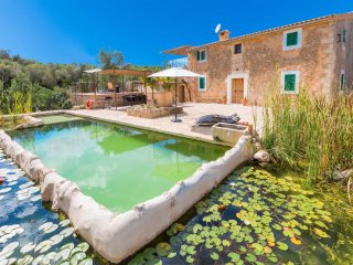 SON VELL - Villa for 10 people in Manacor