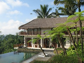 A Hidden Valey 5 Bedroom Villa in North Ubud;