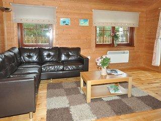 AFFRI Log Cabin in Loch Ness