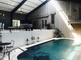 Oak Filled Southern Paradise:  Your Tallahassee Retreat