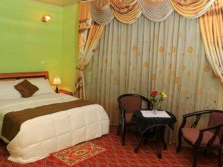 Keba Guest House and BnB Deluxe Room With free Wi-Fi and airport pickup!