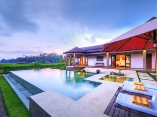 Atma, 4 Bedroom Villa+Car in Ubud;