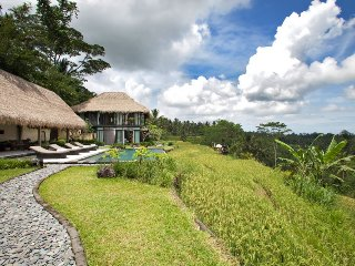 Compound 4 Bedroom Villas in Ubud;