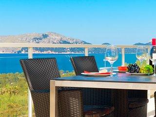 CIELO BONAIRE :) Villa para 8 personas en Alcudia. AC, WiFi y Paella gratis