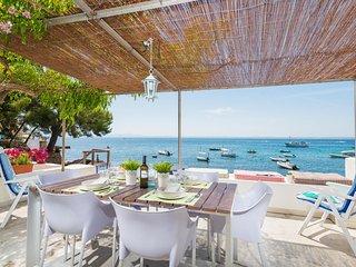 CANOSTRA :) Encantadora casa para 4 personas en Alcanada, Alcudia. AC y WiFi gra