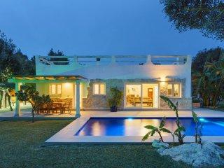 SON FORTEZA :) Villa-Zen para 6 personas en Crestatx. AC y WiFi gratis