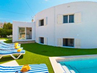ELISA :)  Villa Mediterranea para 10 personas en Puerto de Alcudia. AC y WiFi gr