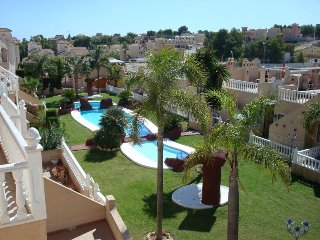 2 Bedroom Ground Floor Bungalow Near Villamartin
