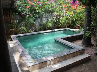 Villa 1BR DELUXE private pool gili T