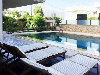 Luxury Villa Athenian Riviera View , Voula