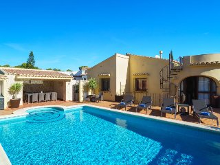 5 bedroom Villa in Xabia, Valencia, Spain : ref 5486403