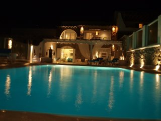 Mykonos Sea View Luxury villa- pool
