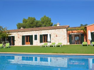 4 bedroom Villa in Portocristo, Balearic Islands, Spain : ref 5485178