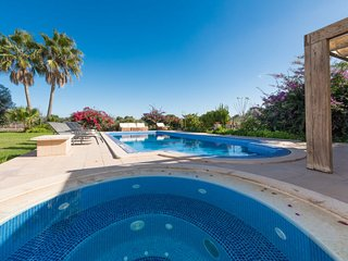 5 bedroom Villa in Porreres, Balearic Islands, Spain : ref 5485154
