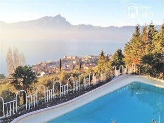 7 bedroom Villa in Albisano, Veneto, Italy : ref 5484827