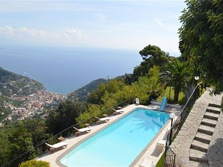 5 bedroom Villa in Ravello, Campania, Italy : ref 5484730