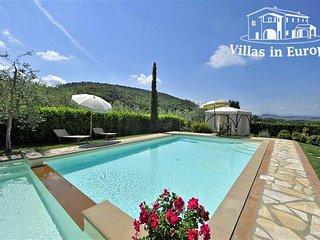 4 bedroom Villa in Castelfiorentino, Tuscany, Italy : ref 5484815