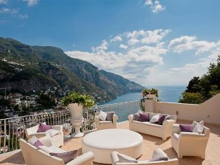 6 bedroom Villa in Positano, Campania, Italy : ref 5484781