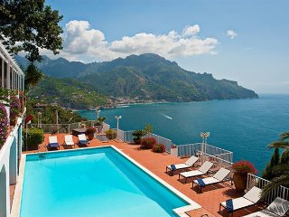 4 bedroom Villa in Ravello, Campania, Italy : ref 5484692