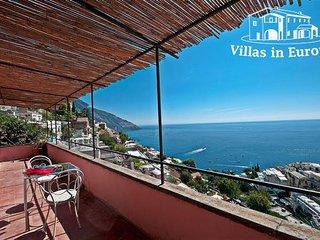 2 bedroom Apartment in Positano, Campania, Italy : ref 5484776