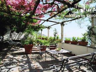 3 bedroom Villa in Positano, Campania, Italy : ref 5484673