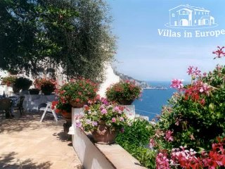 2 bedroom Villa in Praiano, Campania, Italy : ref 5484688