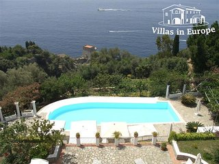 8 bedroom Villa in Amalfi, Campania, Italy : ref 5484709
