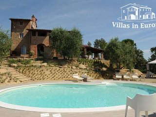 4 bedroom Villa in Palaia, Tuscany, Italy : ref 5484447