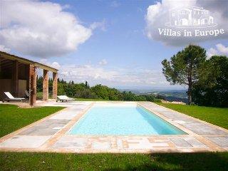 4 bedroom Villa in Palazzone, Tuscany, Italy : ref 5484227