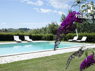 4 bedroom Villa in Pisa, Tuscany, Italy : ref 5484316