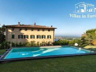 7 bedroom Villa in Forte dei Marmi, Tuscany, Italy : ref 5484293