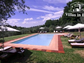 11 bedroom Villa in Florence, Tuscany, Italy : ref 5484277