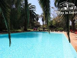 8 bedroom Villa in Syracuse, Sicily, Italy : ref 5484190