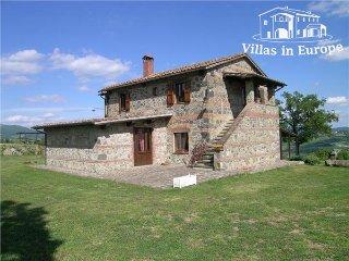 5 bedroom Villa in Radicofani, Tuscany, Italy : ref 5484243