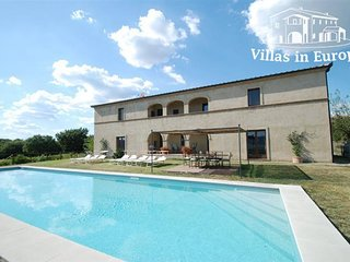5 bedroom Villa in Bibbiano, Tuscany, Italy : ref 5484226