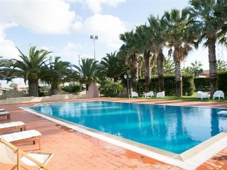 4 bedroom Villa in Santa Maria del Focallo, Sicily, Italy : ref 5484187