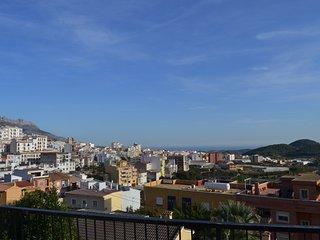 Vistas inmejorables de Callosa d'en Sarrià