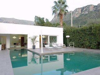 2 bedroom Villa in Terrasini, Sicily, Italy : ref 5484160
