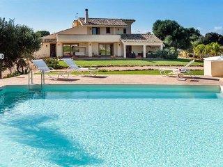4 bedroom Villa in Marsala, Sicily, Italy : ref 5484080