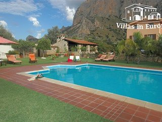 5 bedroom Villa in Cinisi, Sicily, Italy : ref 5483890