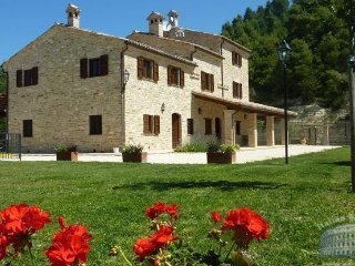 7 bedroom Villa in Montelparo, The Marches, Italy : ref 5483786