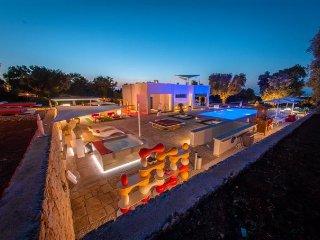 3 bedroom Villa in Pantanagianni-Pezze Morelli, Apulia, Italy : ref 5483765