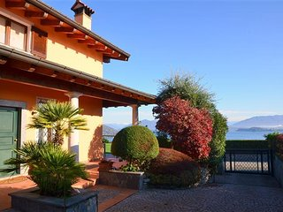 4 bedroom Villa in Meina, Piedmont, Italy : ref 5483686