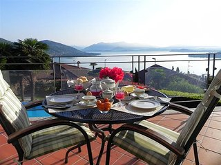 3 bedroom Villa in Arona, Piedmont, Italy : ref 5483697