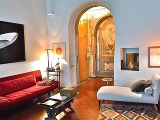 1 bedroom Apartment in Florence, Tuscany, Italy : ref 5483603
