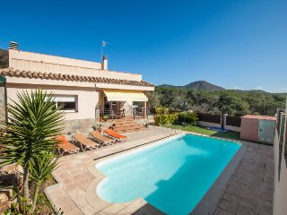 4 bedroom Villa in Tordera, Catalonia, Spain : ref 5481422